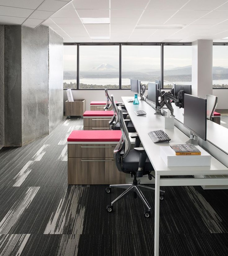 Shaw Contract Flooring Interior OfficeOffice
