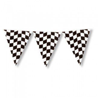Racing Party Flag Banners, Checkered Flags, Flag Banners