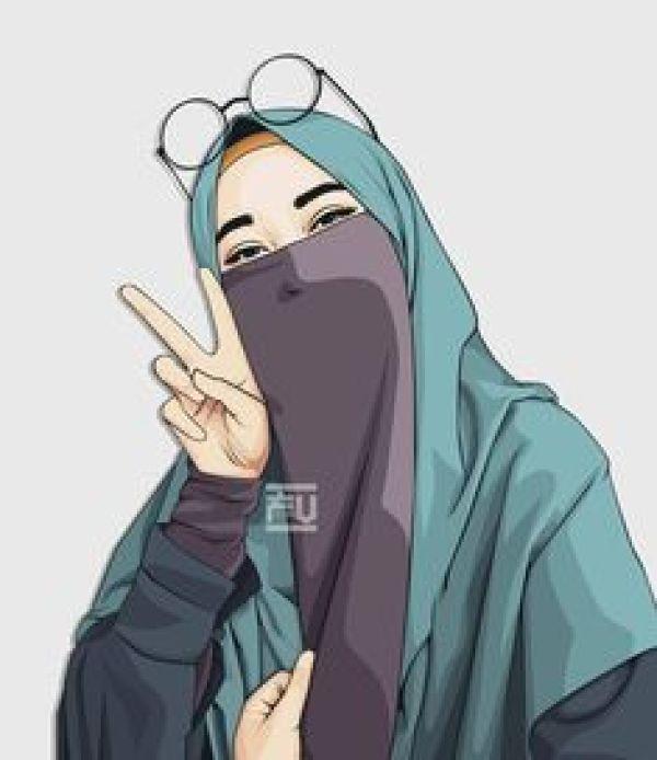75 Gambar Kartun Muslimah Cantik Dan Imut Bercadar Sholehah Lucu Gambar Di 2020 Kartun Ilustrasi Karakter Animasi