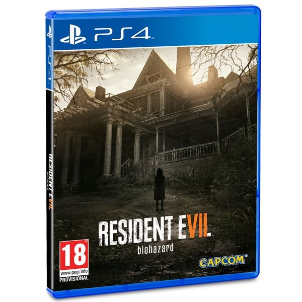 Resident Evil 7 Biohazard PS4 Game  https://www.facebook.com/Gamers-Interest-188181998317382/