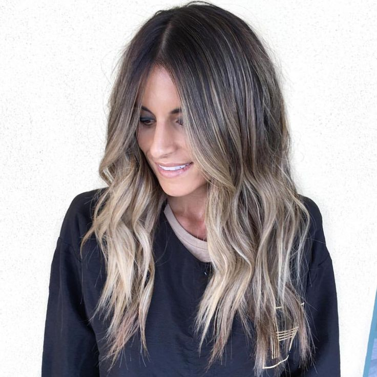 Beautiful sombre by Habit Salon stylist @hairbybrittanyy