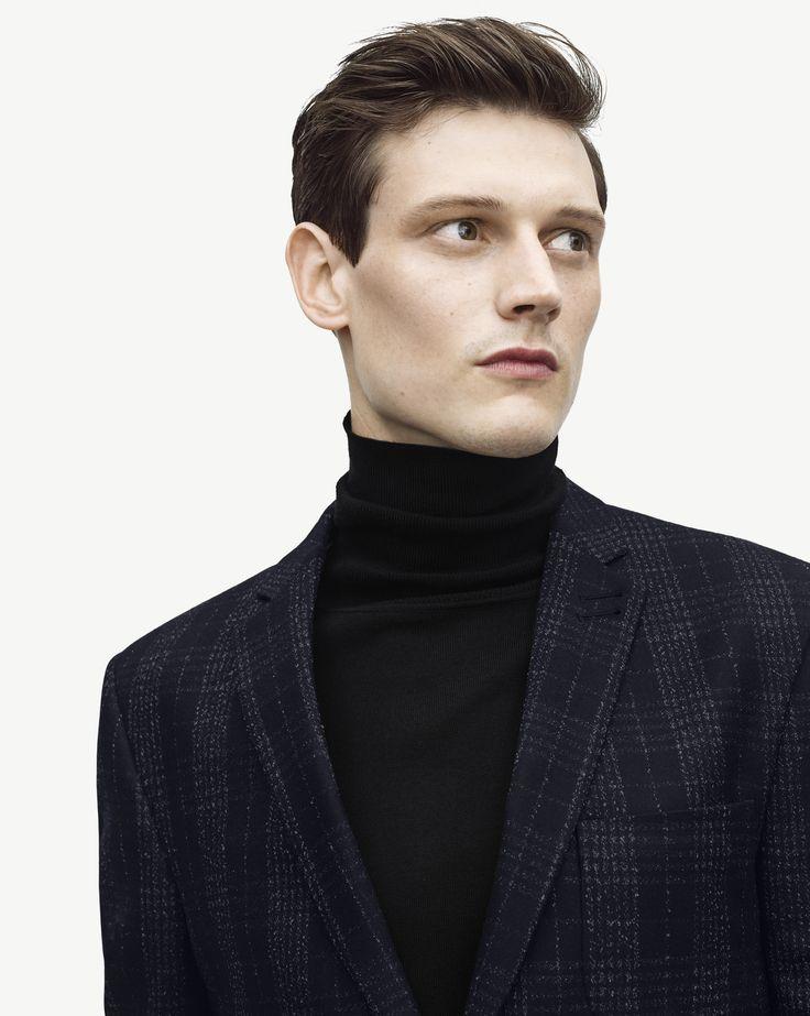 Filippa K Man AW15, Rich wool check suit