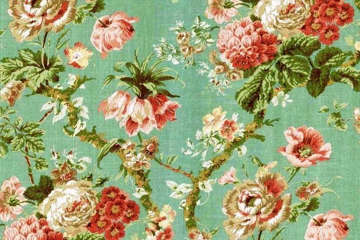 Wallpaper Backgrounds Aesthetic Vintage Floral