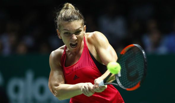 Roger Federer sent public message from Simona Halep thanking him for no.1 comments
