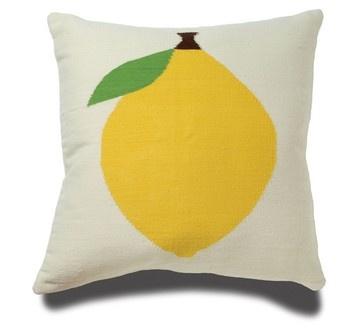 Jonathan Adler Lemon Pillow