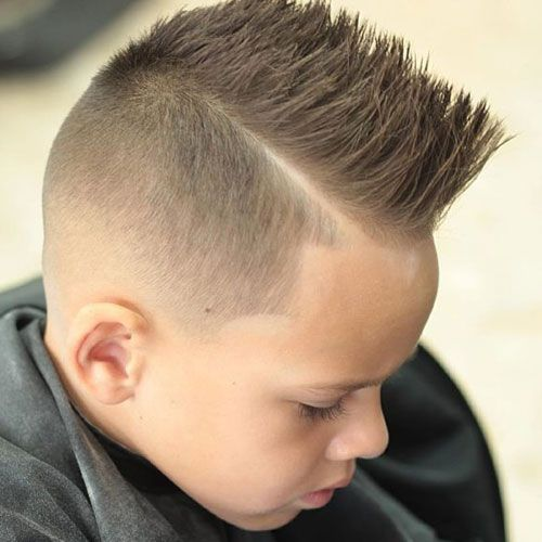 Boys Hairstyles undercut haircut little boy google search 25 Cool Boys Haircuts 2017