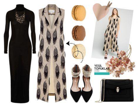 Satın Alınabilir Tesettür Giyim Kombinleri