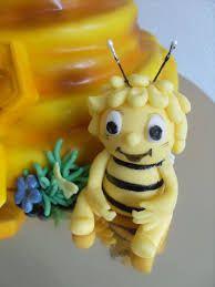 Výsledek obrázku pro dort včela