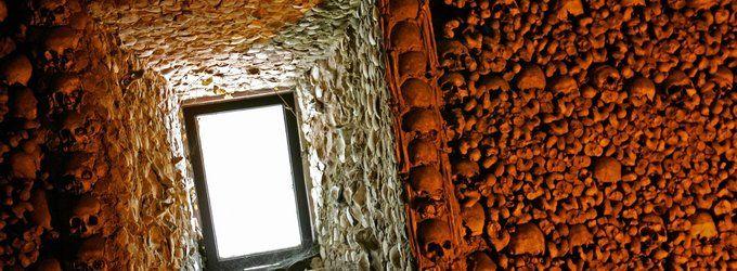 The History Behind That Creepy Bone Chapel You Saw on Reddit