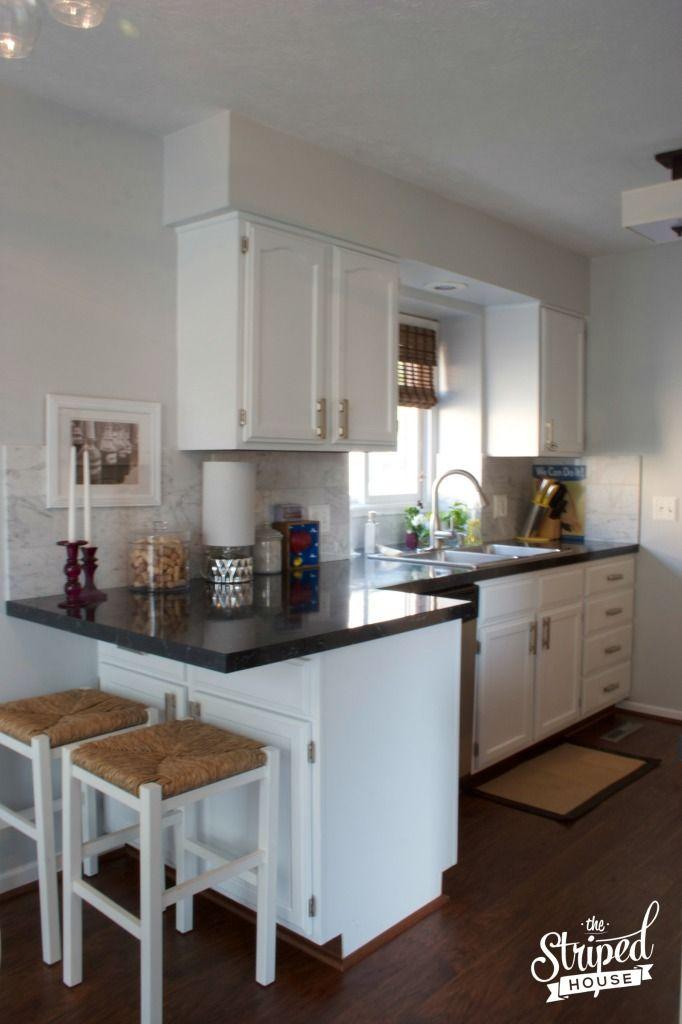 Best Kitchen Makeover Home Blogger Decor Pinterest 400 x 300