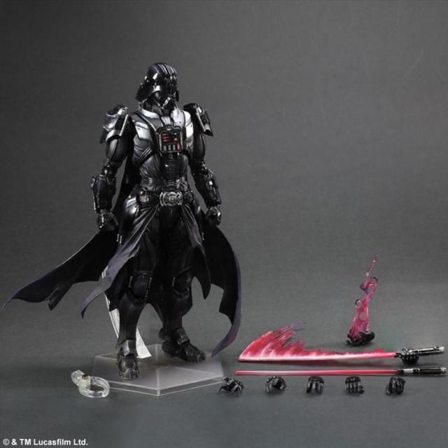 The Star Wars Darth Vader Action & Toy Figurine,Toys&Hobbies