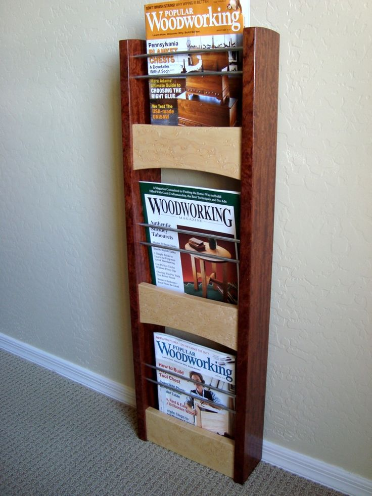 25 best ideas about magazine racks on pinterest for Trendy magazine rack