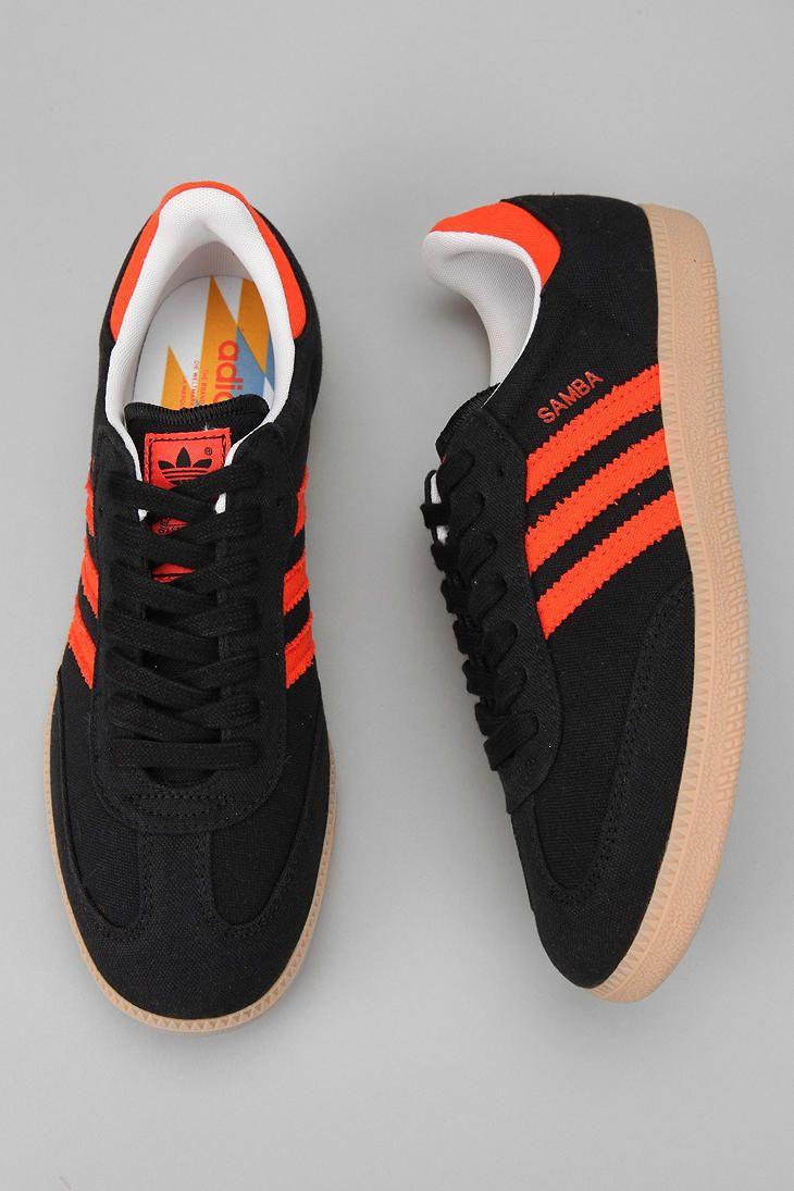 urban outfitters | adidas Samba Canvas Sneaker