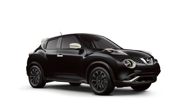 2017 Nissan Juke Black Pearl – Special Edition