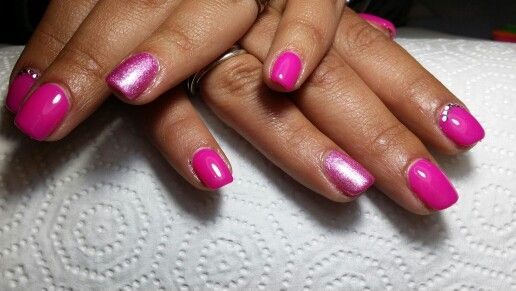 Lovenails#nails#pink