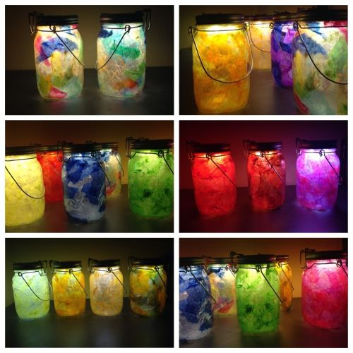 Glass Artistry with Consol Solar Jar