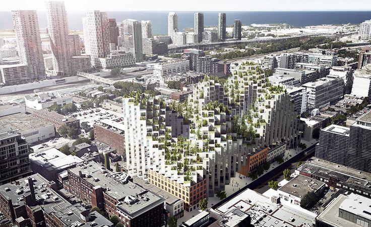 Bjarke Ingels' unveils residential development in Toronto | Wallpaper* Magazine