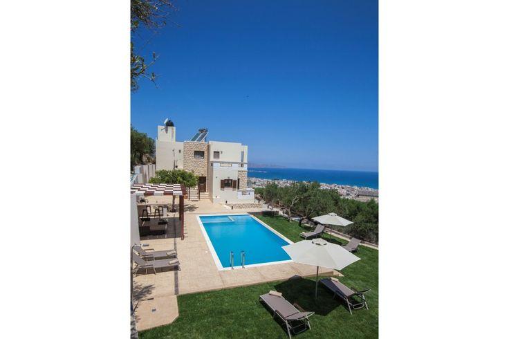 Villa Veghera - Great Views & Private Pool, Kissamos   Cretico