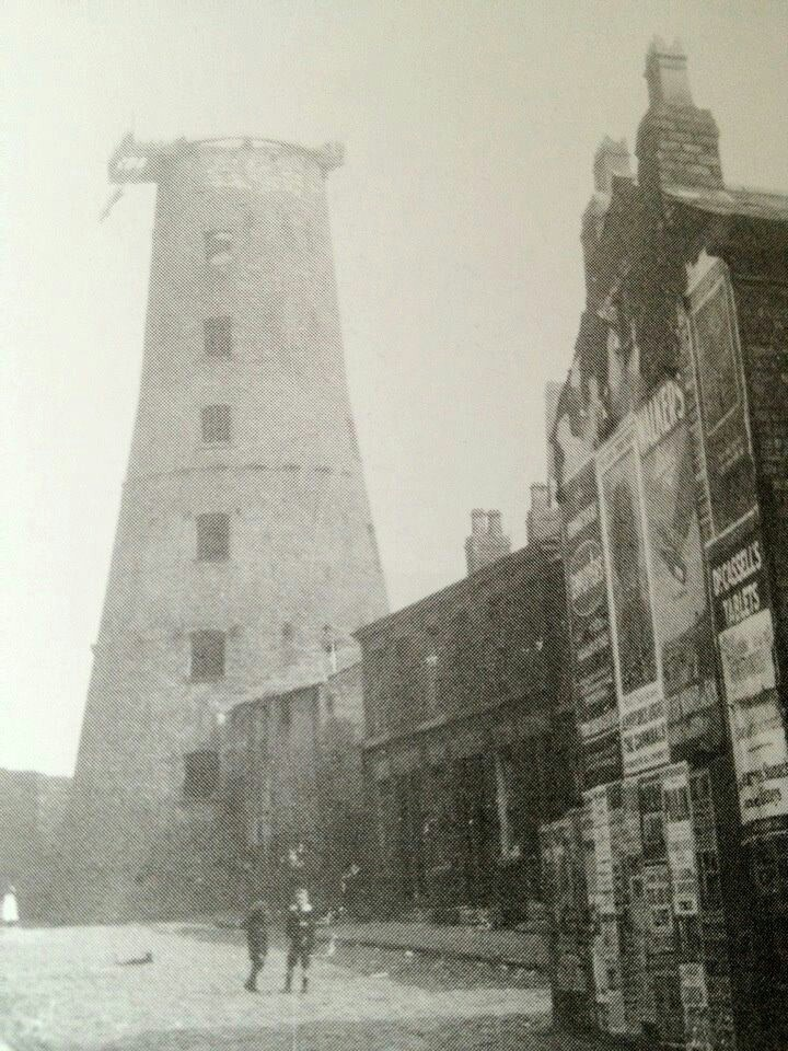 The old windmill Walton rd 1919