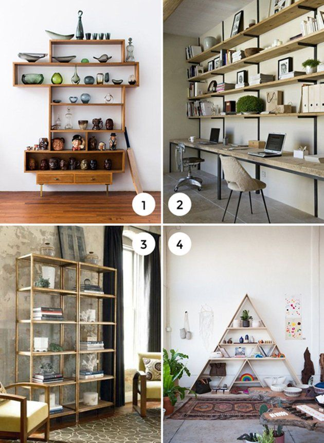 7 Unique Shelving Ideas