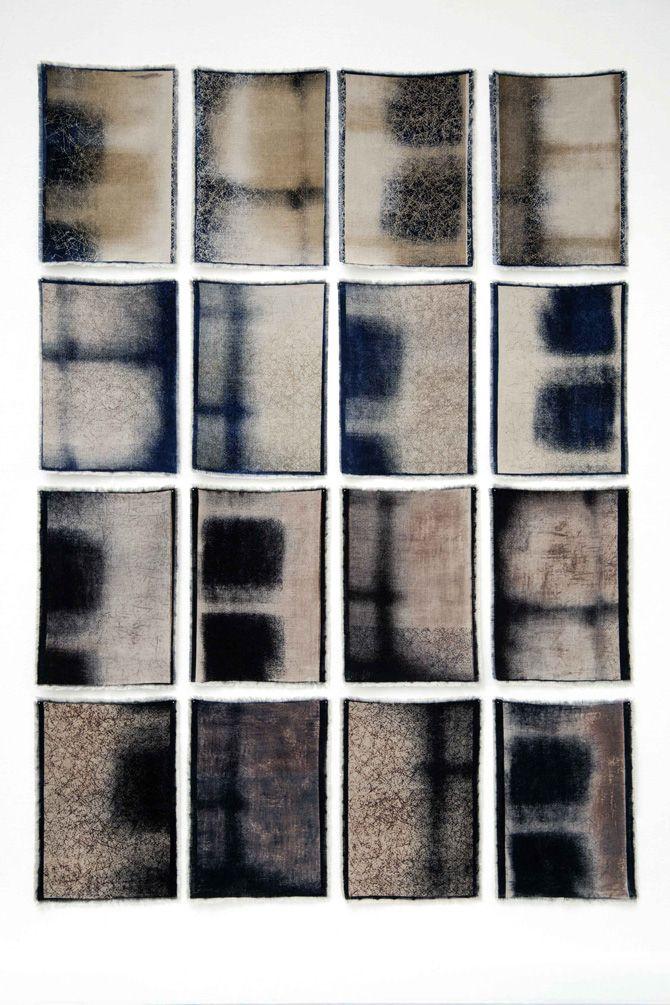 Joanna Kinnersly-Taylor – Resonance Interview: Printed textile art - Textile Artist