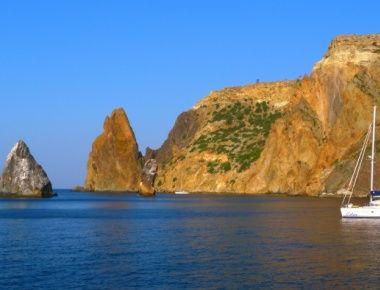Морские прогулки Балаклава - мыс Фиолент