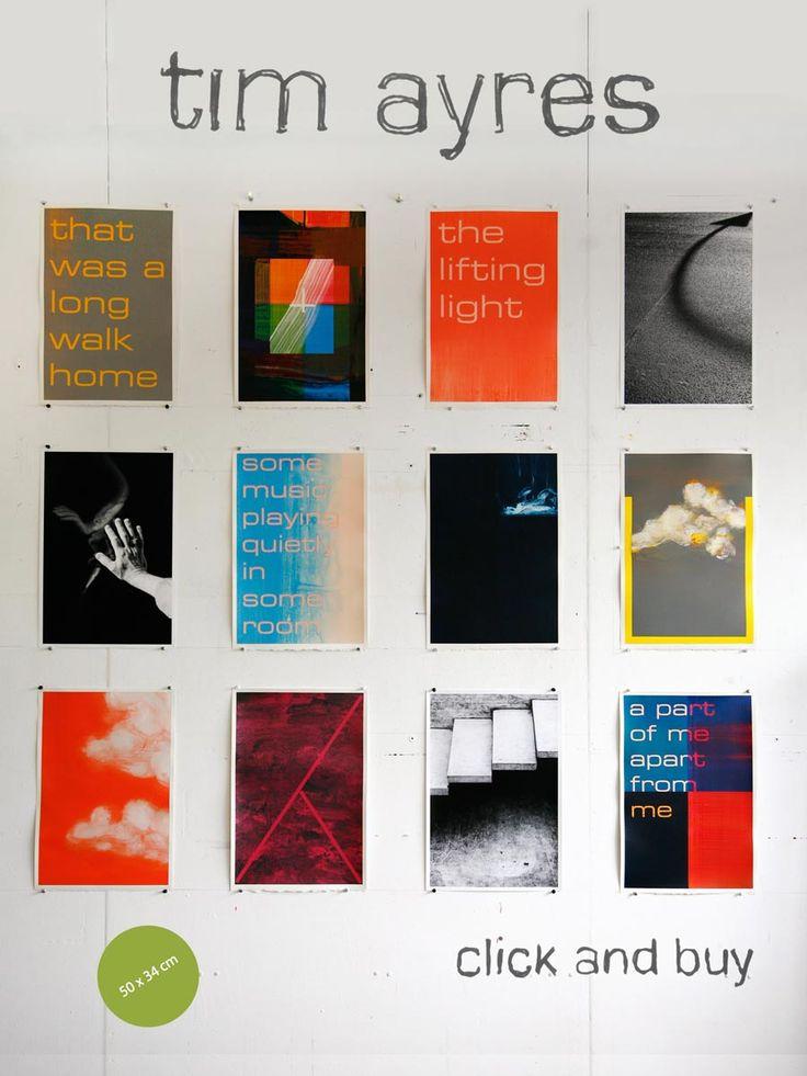 Tim Ayres - We Like Art Wall
