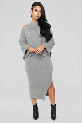 75a413ae137 Let Love In Sweater Dress - MultiColor in 2019