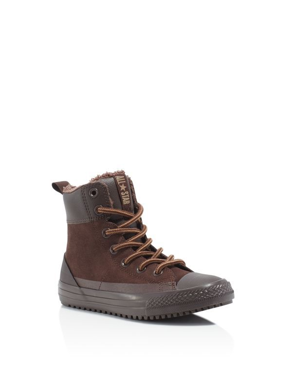 Converse Boy's Chuck Taylor All Star Asphalt Boots - Toddler, Little Kid, Big Kid