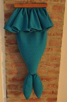 Little Mermaid skirt