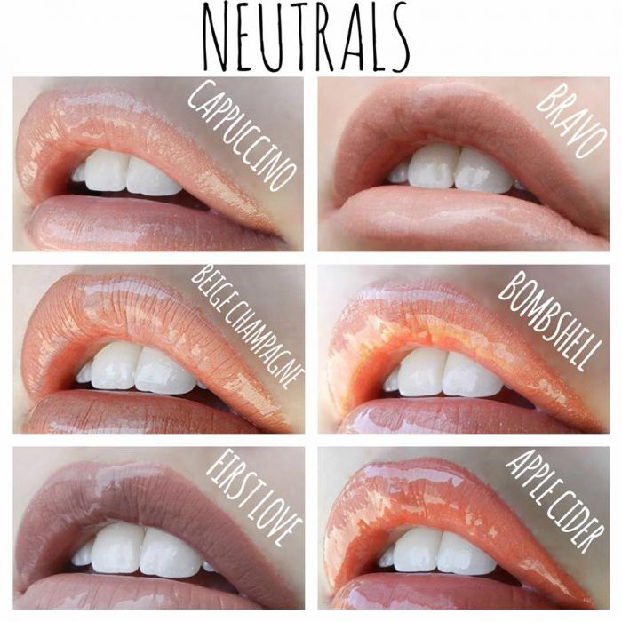 Lipsense neutral lipstain | Lolly Lips