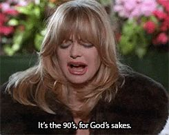 Pin for Later: 18 First Wives Club Quotes That Sum Up Your Night In Then When You Just Settle on Watching Clueless Again