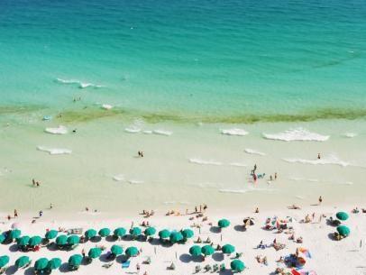 Jetty East Beach, Destin, Florida