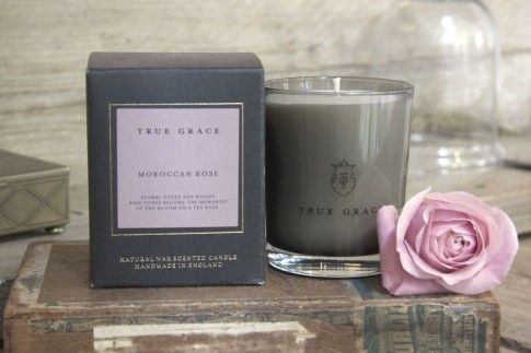 True Grace Candles available from No.31.