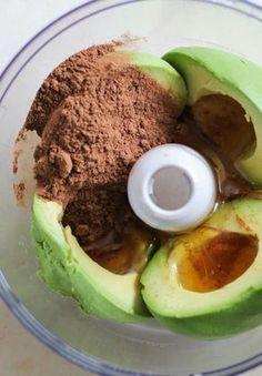chocomousse recept 4 ingrediënten
