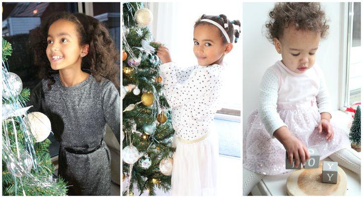Al mijn dochters in kerstkleding van Zeeman