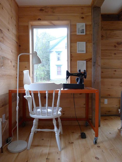 another sewing area