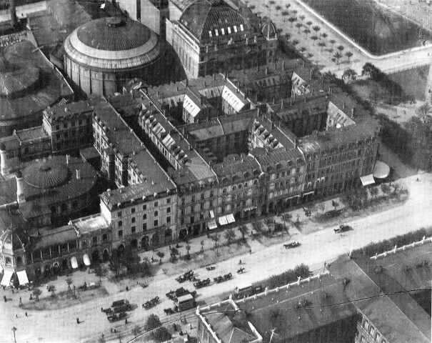 Scala grunden i 1891