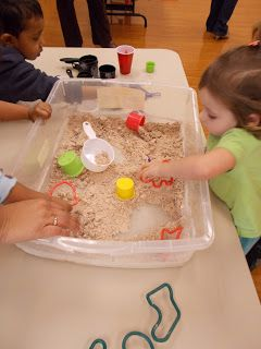 Neverlandarling: Messy Learning Lab: Gingerbread Cloud Dough and Clay