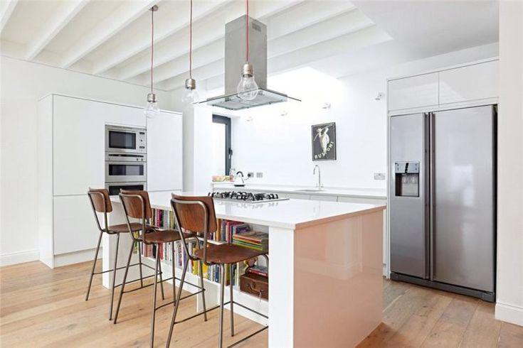 Kate WatsonSmyth - Mad About The House Extension ideas - arbeitsplatte küche massivholz