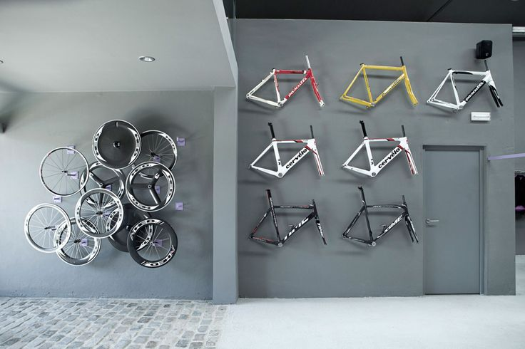 Pave Culture Cycliste shop - my kind of shop