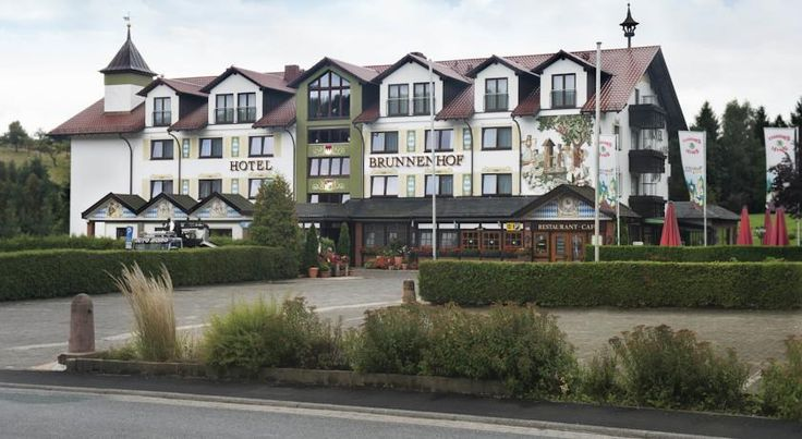 Hotel Brunnenhof Weibersbrunn This family-friendly, 3-star Superior hotel offers tastefully furnished rooms, most with free Wi-Fi internet access. It lies in Weibersbrunn, in the heart of the Bavarian Spessart Nature Park.