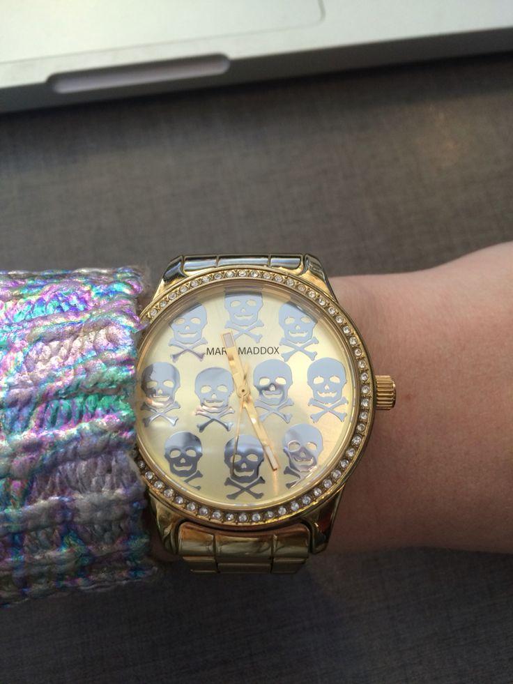 Reloj Mark Maddox Calaveras