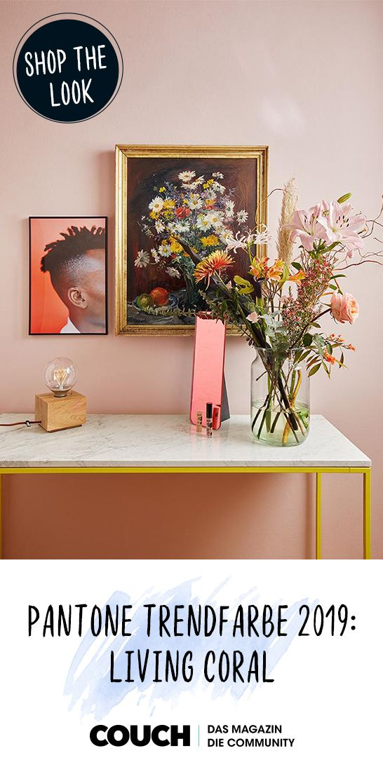 Pantone Trendfarbe 2019 Wir Lieben Living Coral In 2019 Wish I
