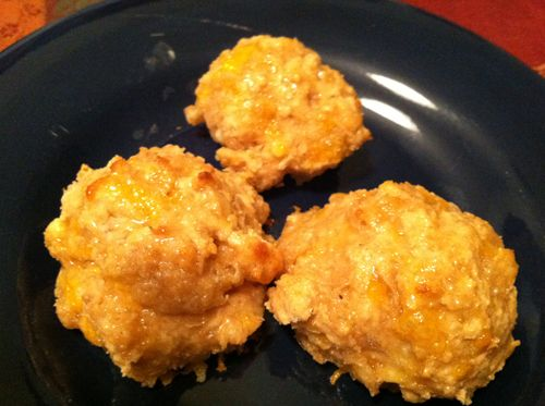 Better than Red Lobster Garlic Cheese Biscuits
