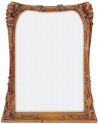 94 best Art Nouveau Picture Frames images on Pinterest | Art nouveau ...