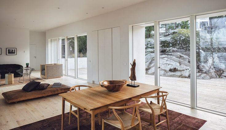 Una villa in Svezia