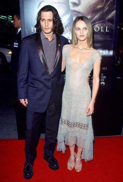 Vanessa Paradis Photos - A Look Back: Johnny Depp and Vanessa Paradis - Zimbio