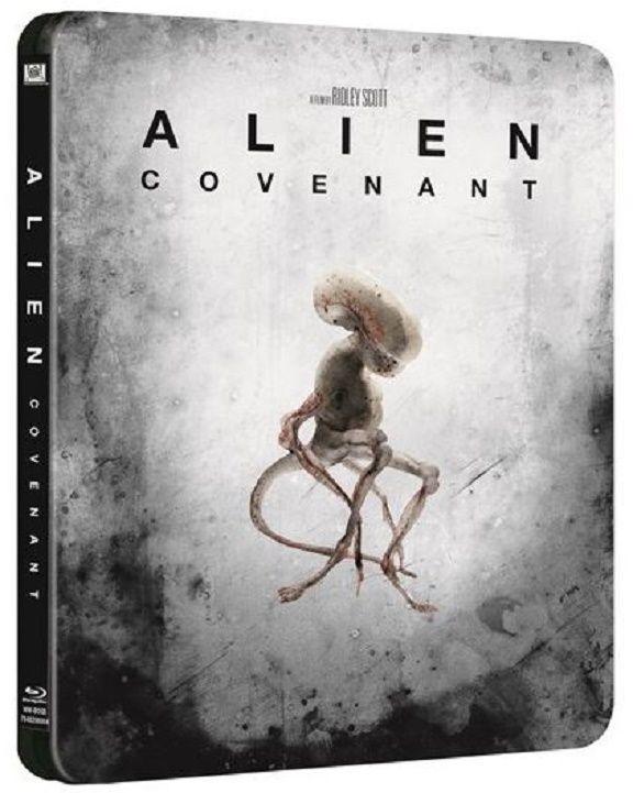 Best Alien Covenant K Blu ray