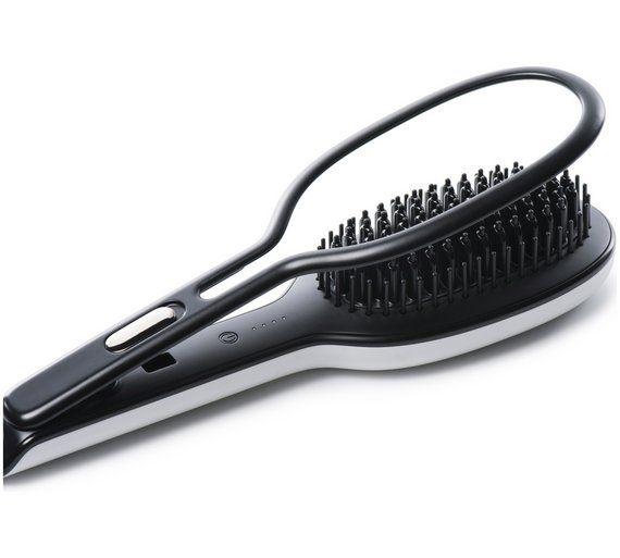 Buy InStyler Glossie Pro Ceramic Straightening Brush at Argos.co.uk, visit Argos.co.uk to shop online for Hair straighteners, Hair care, Health and beauty